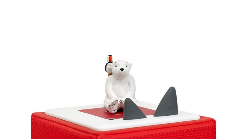 tonies Hoerfigur fuer die Toniebox Kleiner Eisbaer Lars hilf mir fliegen Lars rettet die Rentiere