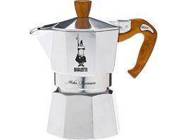 BIALETTI Espressokocher fuer 3 Tassen