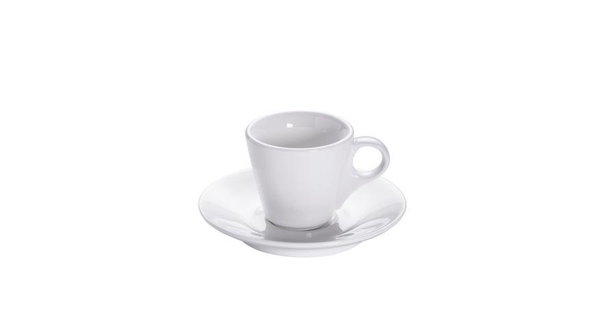 MAXWELL WILLIAMS Round Espressotasse mit Untertasse konisch Porzellan