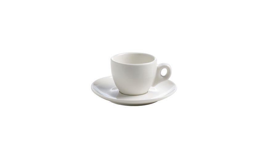 MAXWELL WILLIAMS Round Espressotasse mit Untertasse 70ml Porzellan