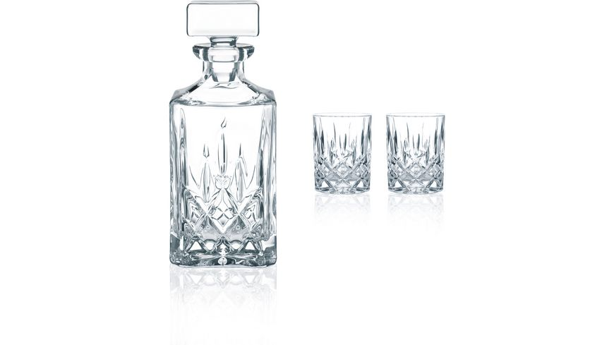 NACHTMANN Whisky Glas Noblesse 3 tlg