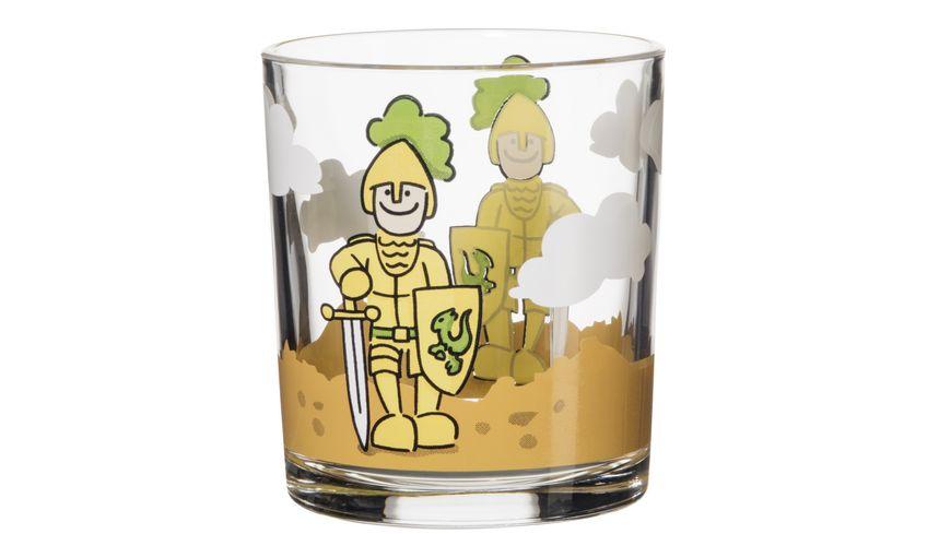 MAeSER Trinkglas Ritter