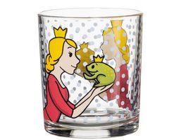 MAeSER Trinkglas Prinzesssin