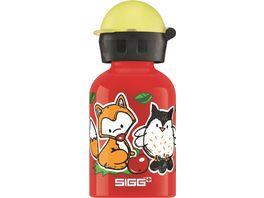 SIGG Kids Trinkflasche Forest 0 3 l