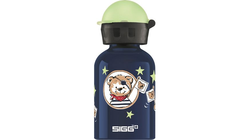SIGG Kids Trinkflasche Little Pirates 0 3 l