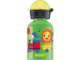 SIGG Kids Trinkflasche Jungle Train 0 3 l