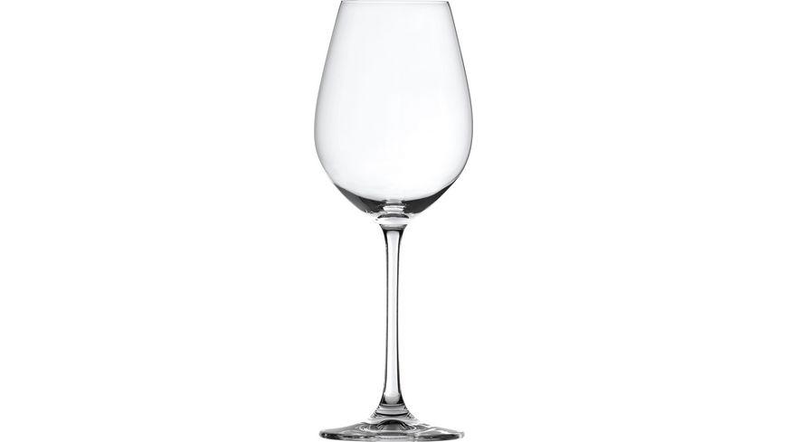 SPIEGELAU Weißweinglas Salute, 4-tlg.