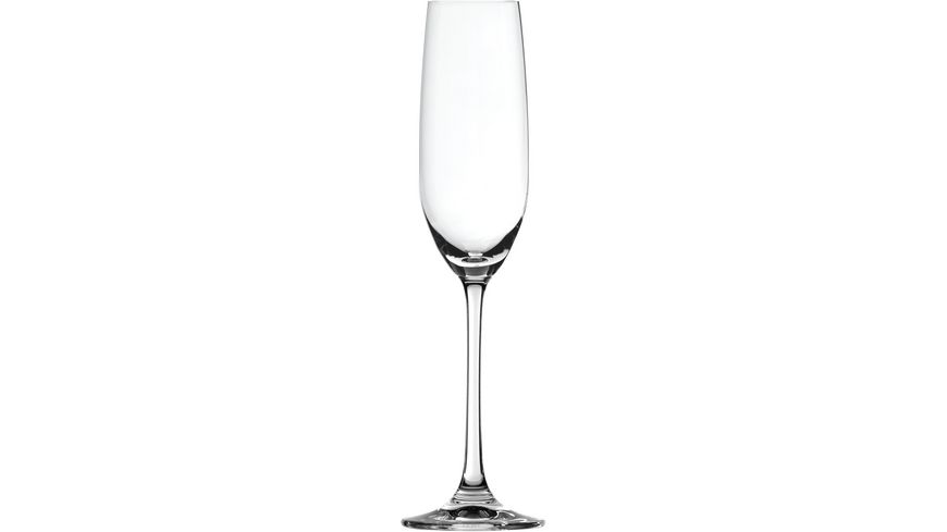 SPIEGELAU Champagnerflöte, 4-tlg.
