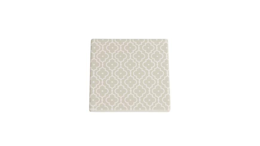 MAXWELL WILLIAMS Medina Untersetzer Kasbah quadratisch 9 5cm Keramik Kork