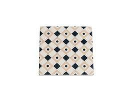MAXWELL WILLIAMS Medina Untersetzer Zagora quadratisch 9 5cm Keramik Kork
