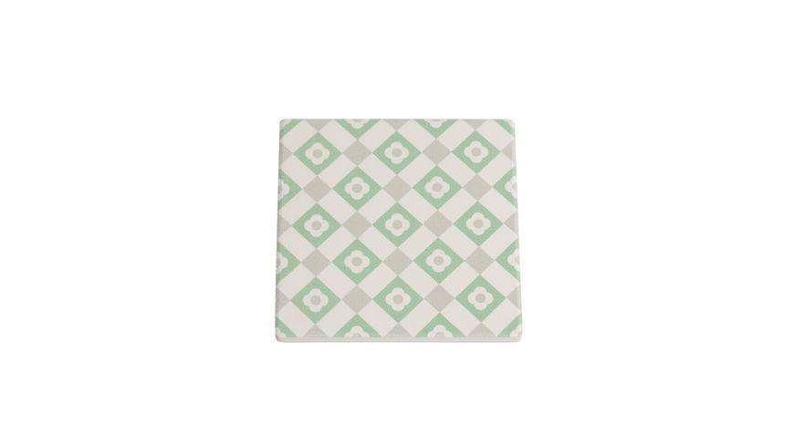 MAXWELL WILLIAMS Medina Untersetzer Safi quadratisch 9 5cm Keramik Kork