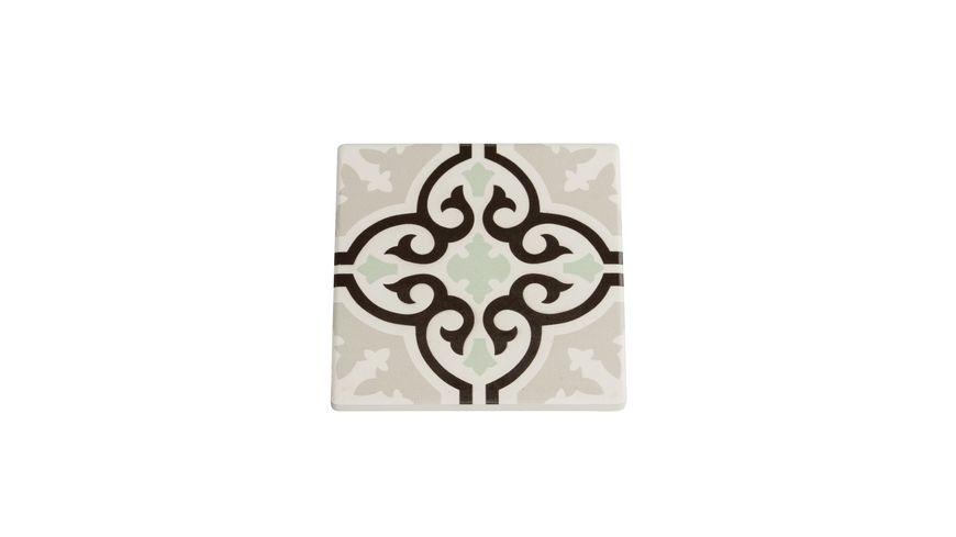 MAXWELL WILLIAMS Medina Untersetzer Mekes quadratisch 9 5cm Keramik Kork