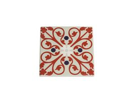 MAXWELL WILLIAMS Medina Untersetzer Sefrou quadratisch 9 5cm Keramik Kork