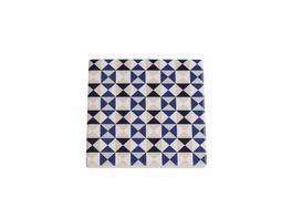 MAXWELL WILLIAMS Medina Untersetzer Nador quadratisch 9 5cm Keramik Kork