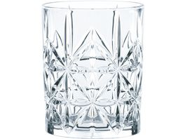 NACHTMANN Whiskybecher Highland 4 tlg