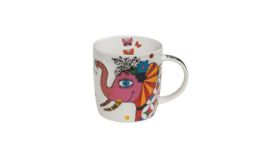 MAXWELL WILLIAMS Smile Style Becher Princess Geschenkbox Porzellan