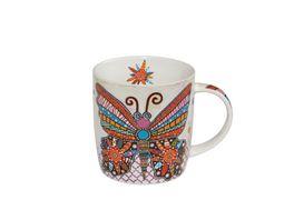 MAXWELL WILLIAMS Smile Style Becher Flutter Geschenkbox Porzellan