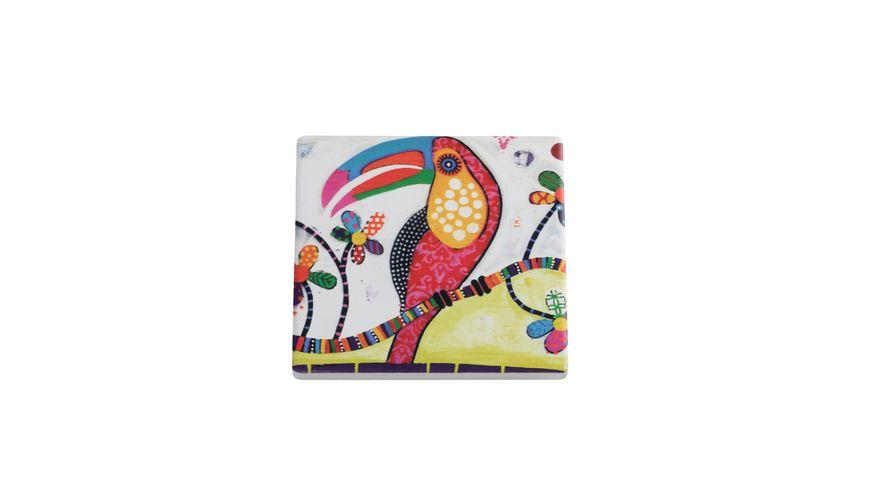 MAXWELL WILLIAMS Smile Style Untersetzer Tango Keramik Kork