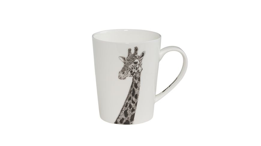 MAXWELL WILLIAMS Marini Ferlazzo Becher African Giraffe Bone China Porzellan