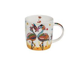 MAXWELL WILLIAMS Smile Style Becher Flamboyant Geschenkbox Porzellan