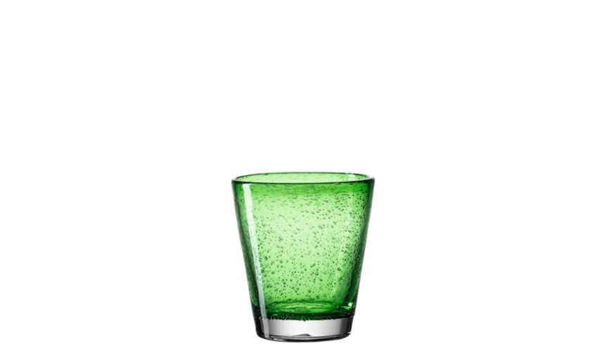 LEONARDO Becher verde Burano