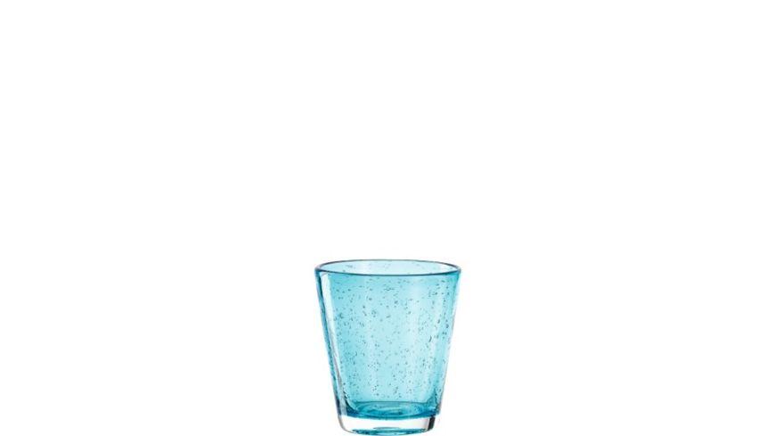 LEONARDO Becher azzurro Burano