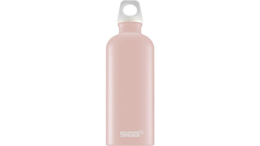SIGG Trinkflasche Aluminium Lucid Blush Touch 0 6 l