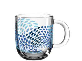 LEONARDO Tasse blau Illusione