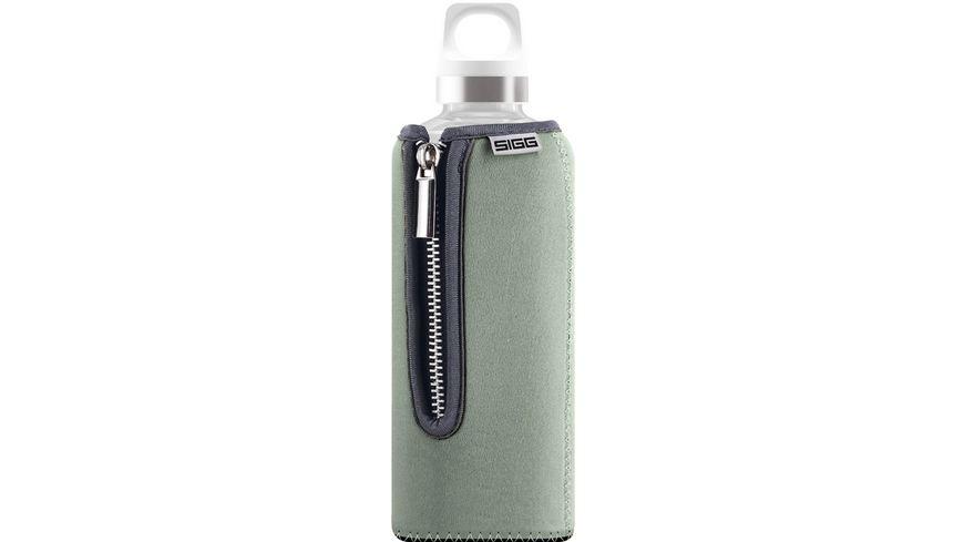 SIGG Trinkflasche Glas Stella Grey 0 5 l