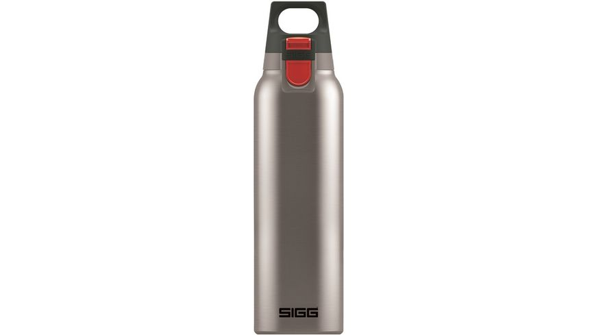 SIGG Trinkflasche Stainless hot cold One Brushed 0 5 l