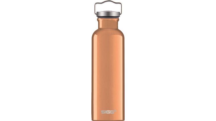SIGG Trinkflasche Original Copper 0 75 l