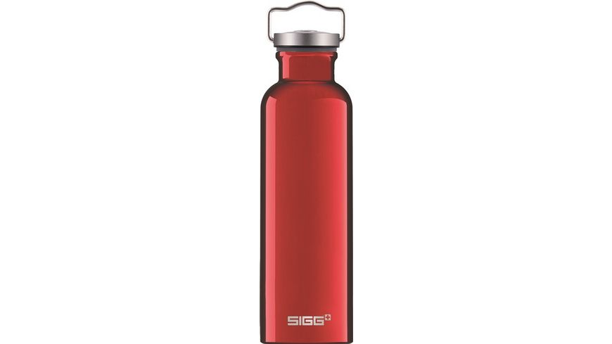 SIGG Trinkflasche Original red 0 75 l
