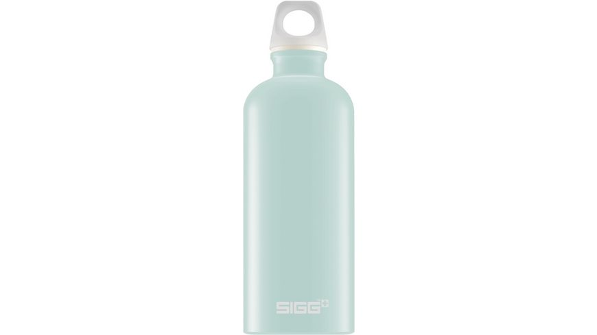 SIGG Trinkflasche Aluminium Lucid Glacier Touch 0 6 l