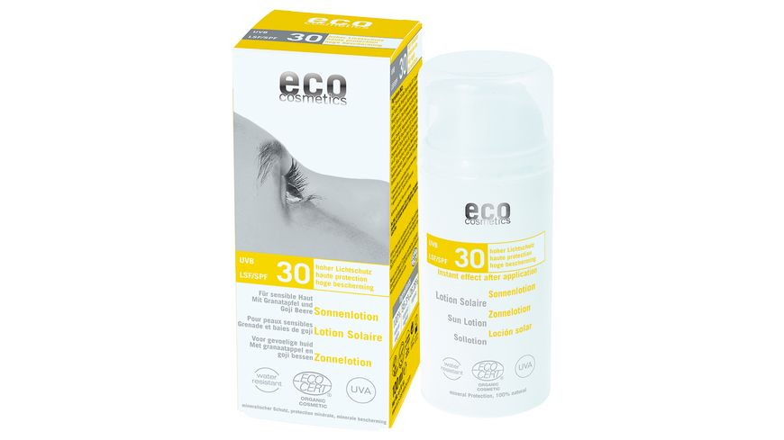 ECO Sonnenlotion LSF 30