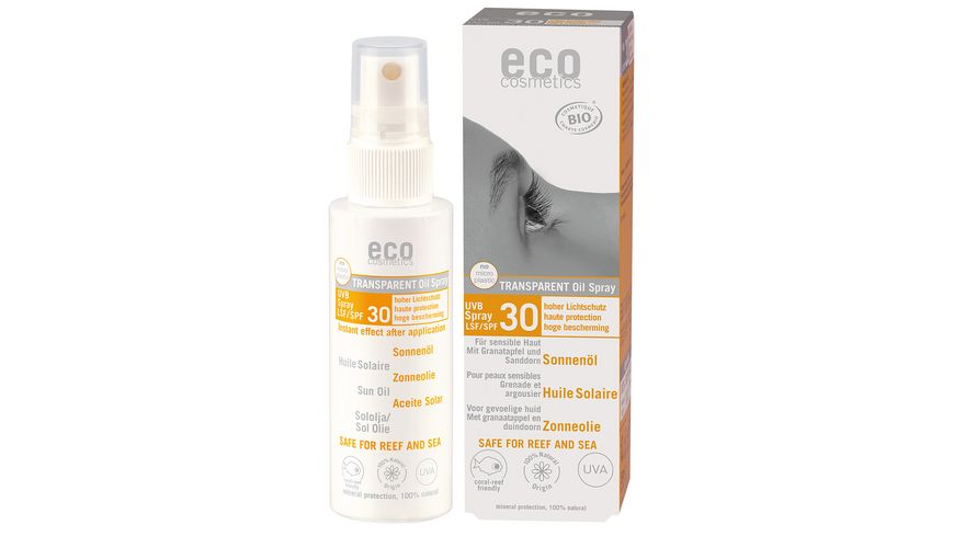 ECO Sonnenol Spray neutral sensitive LSF 30