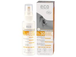 ECO Sonnenoel Spray neutral sensitive LSF 30