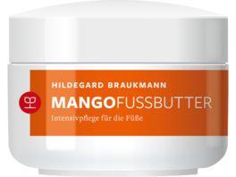 HILDEGARD BRAUKMANN Mango Fussbutter