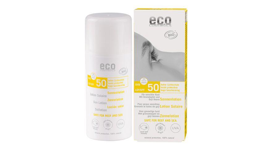 ECO Sonnenlotion LSF 50