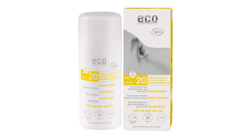 ECO Sonnenlotion LSF 20