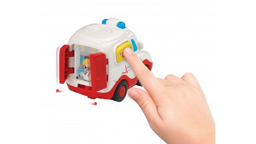 VTech Tut Tut Baby Flitzer Rettungswagen