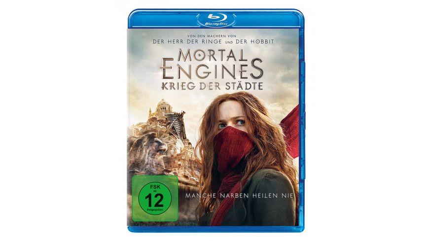 Mortal Engines Krieg der Staedte Blu ray