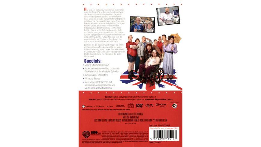 Little Britain USA 2 DVDs