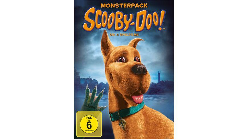 Scooby-Doo - Box  [4 DVDs]