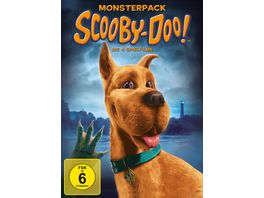 Scooby Doo Box 4 DVDs