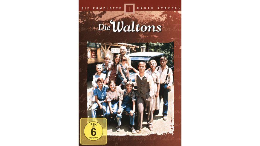Die Waltons Staffel 1 6 DVDs