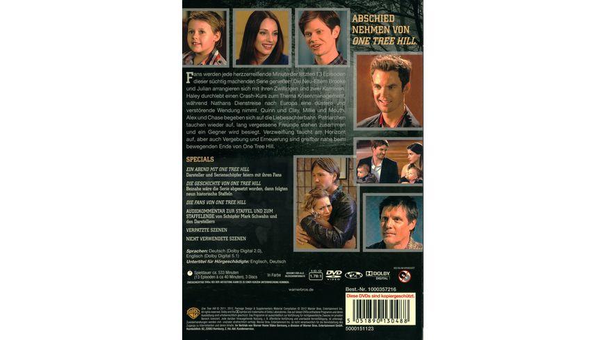 One Tree Hill Staffel 9 3 DVDs