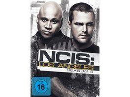 Navy CIS Los Angeles Season 9 6 DVDs