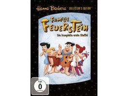 Familie Feuerstein Staffel 1 CE 5 DVDs