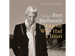 Anyone Who Had A Heart The Art Of Best Of