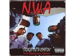 Straight Outta Compton LTD 25th Anniversary Edt
